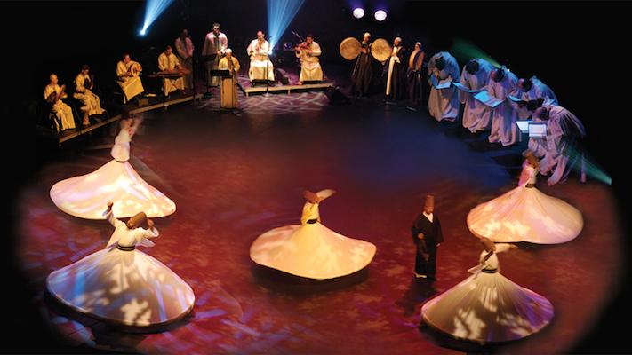 LE CERCLE DE L'EXTASE, Création FMA 2003