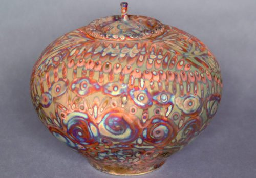 Céramique avec Mahmoud Baghaeian