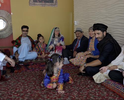 Mehmani afghane
